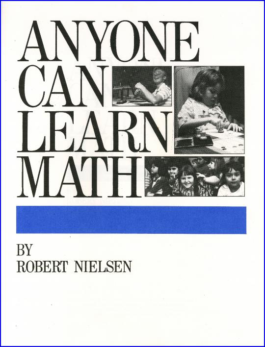 Everyone Can Learn Math by Robert Nielsen